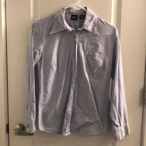 Gap button down shirt size XS